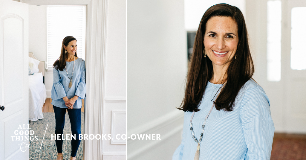 #FAVFIVE: Helen Brooks, Co-Owner