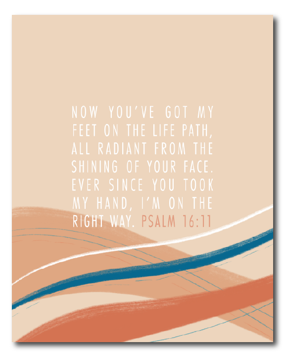 ONE - Psalm 16:11