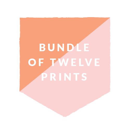 8x10 Bundle- 12 prints