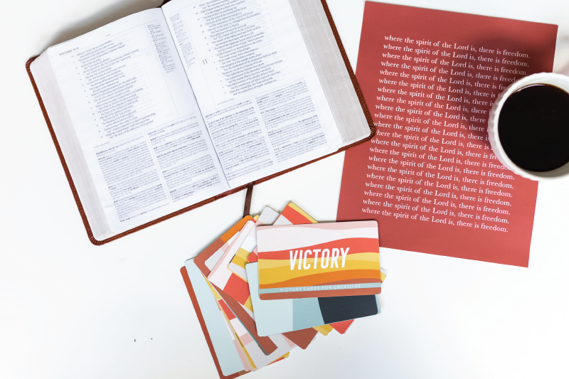 Victory Cards for Creatives