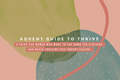 Advent 2018: Digital Guide to Thrive
