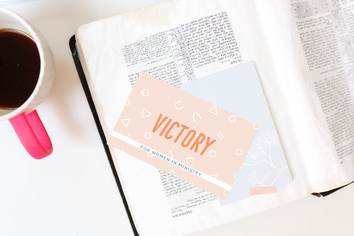 Victory Cards for Women in Ministry
