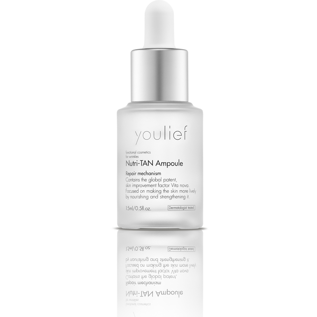 Nutri-TAN Ampoule - Full Face Project