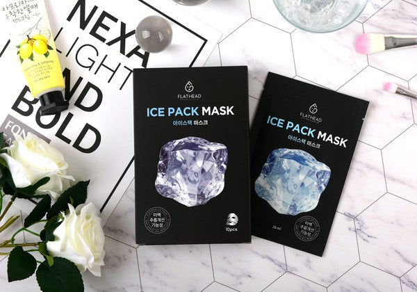 Ice Pack Mask 10 sheets per pack