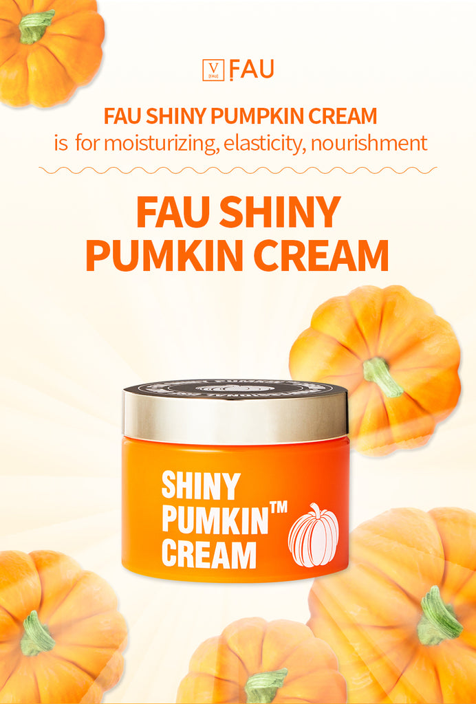 Shiny Pumkin Cream 100g