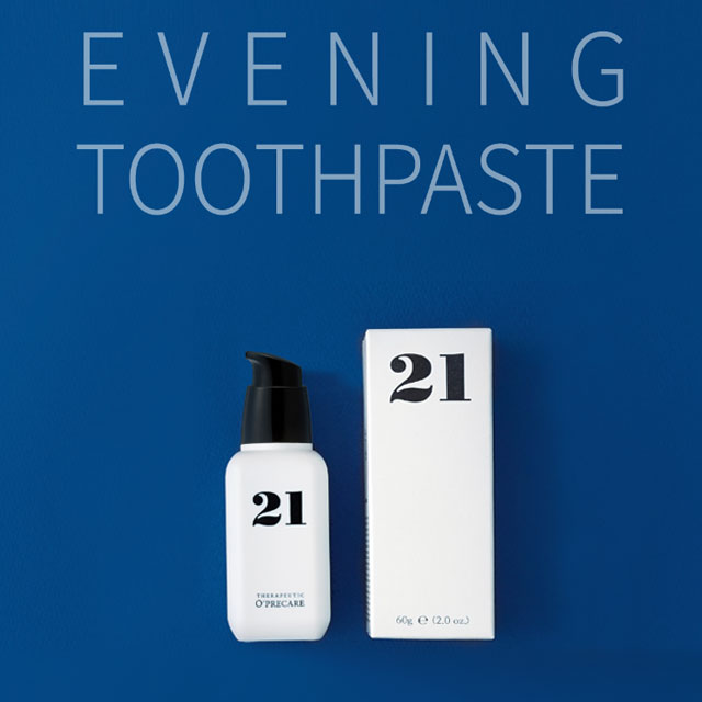 21 Toothpaste - Full Face Project