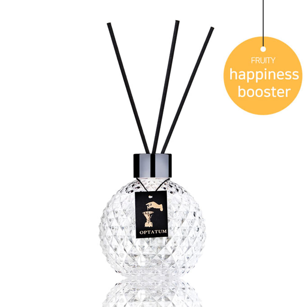[Happiness Booster]Reed Diffuser Set - Full Face Project