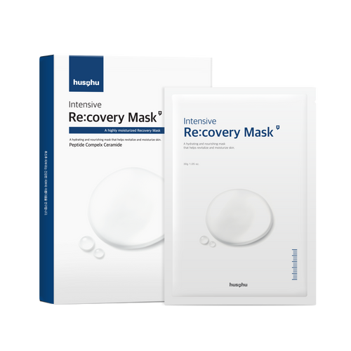 HUSHU-INTENSIVE RECOVERY MASK - Full Face Project