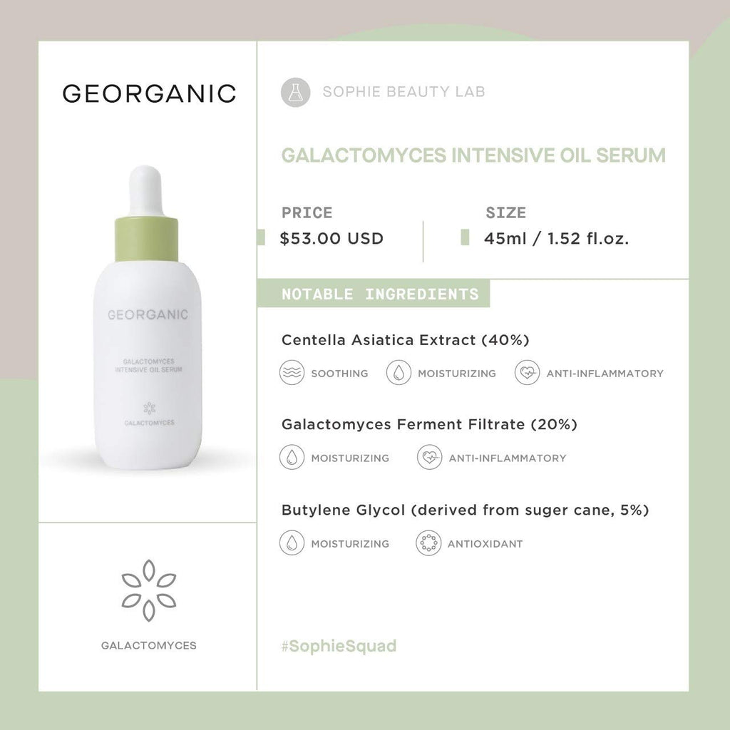 Galactomyces Intensive Oil Serum