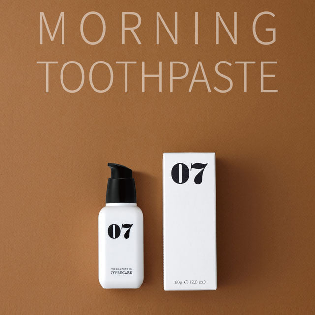 07:00 tooAM Toothpaste (Gel TYPE) - Full Face Project
