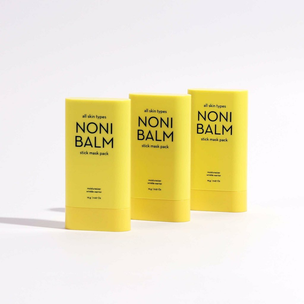 Nonibalm Stick Mask - Full Face Project