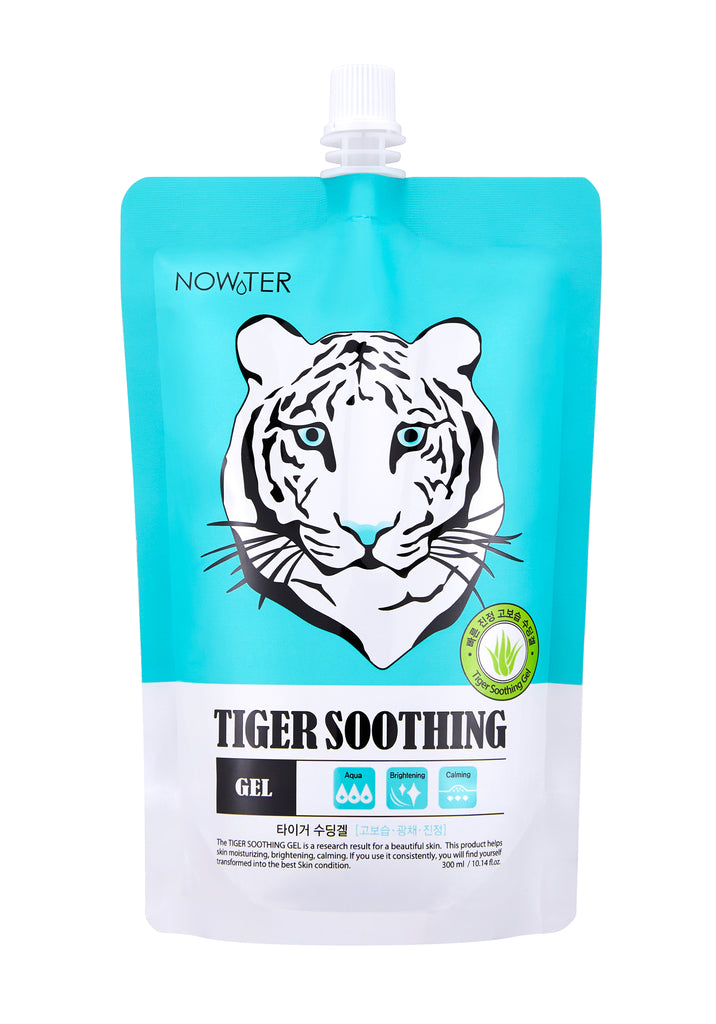 Tiger Soothing Gel - Full Face Project