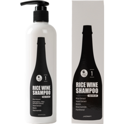 Rice Wine Shampoo - Full Face Project
