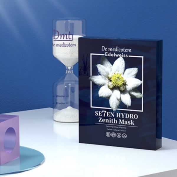 Seven Hydro Zenith Mask 5sheets per pack