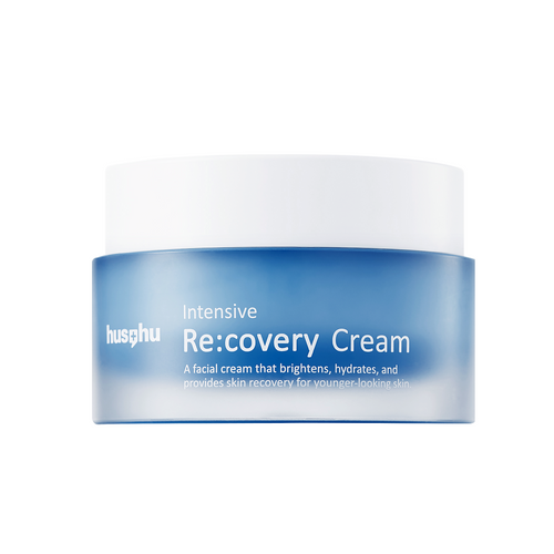 HUSHU-INTENSIVE RECOVERY CREAM - Full Face Project