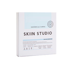 SKIIN STUDIO - Soothing & Calming - Full Face Project