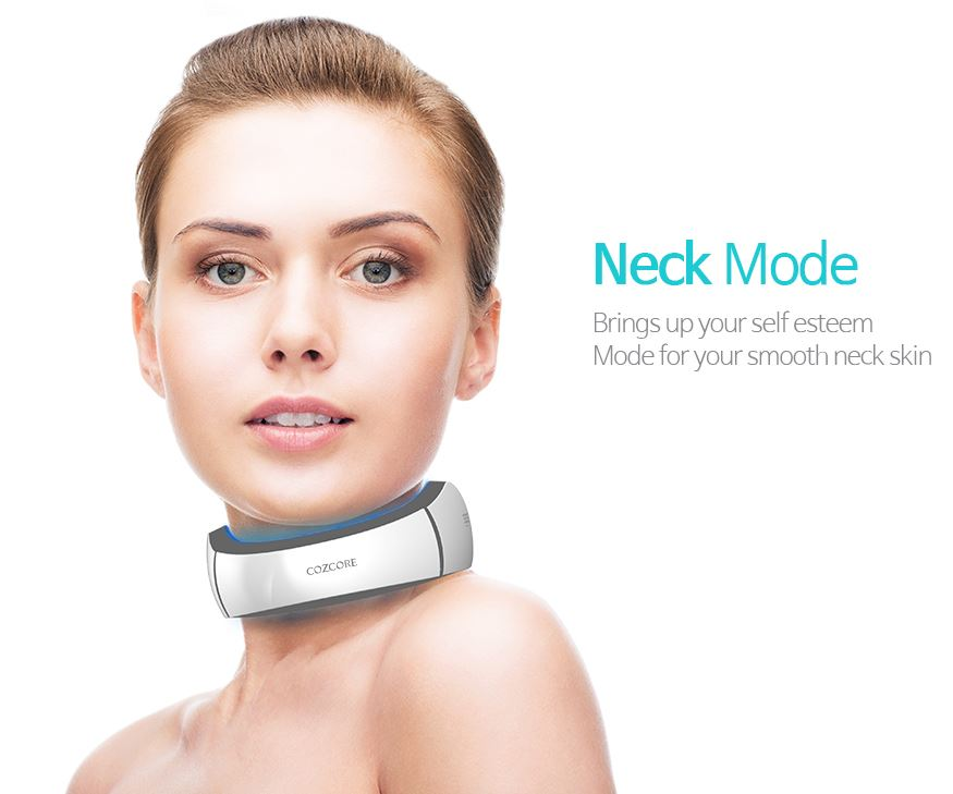 Facial & Chin Care System Device / Vibration Therapy