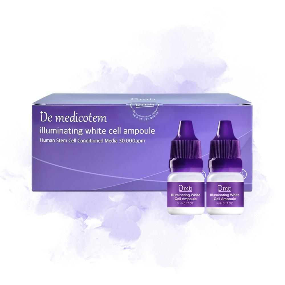 illuminating white cell ampoule (1 set for 10 ampoules)