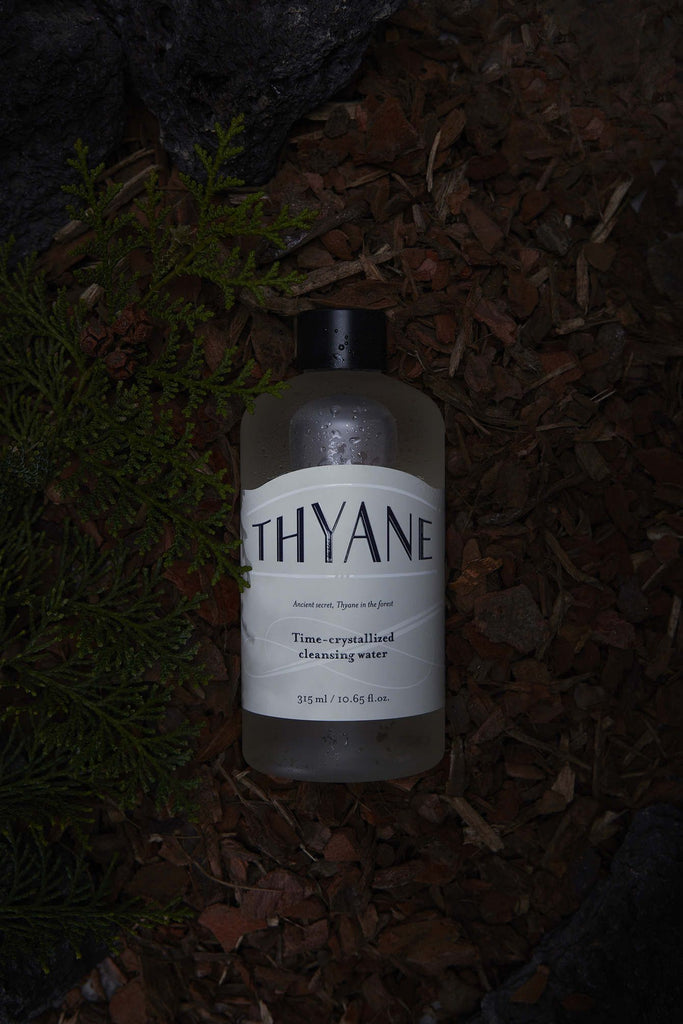 Time Crystallized Cleansing Water