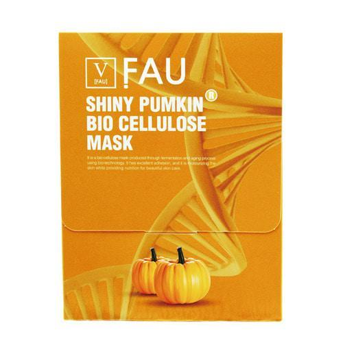 Shiny Pumkin Bio Cellulose Mask