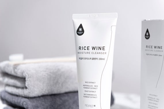 Rice Wine Moisture Cleanser