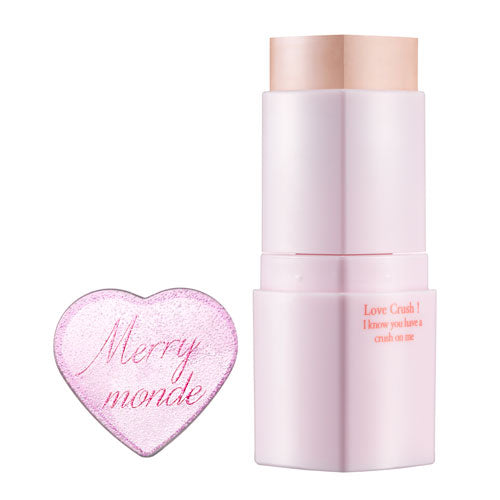 Love Crush Heart Stick Foundation - Full Face Project