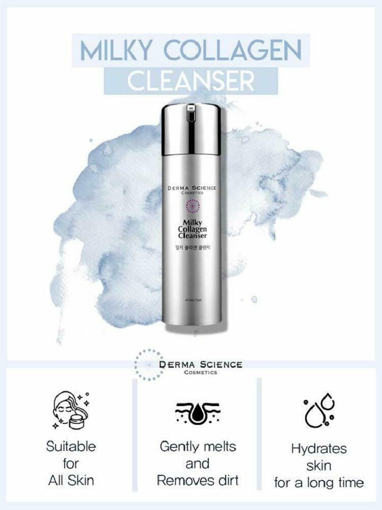 Milky Collagen Cleanser