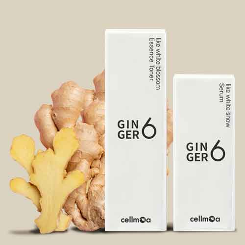 Cellmoa Ginger6 Like white snow Serum
