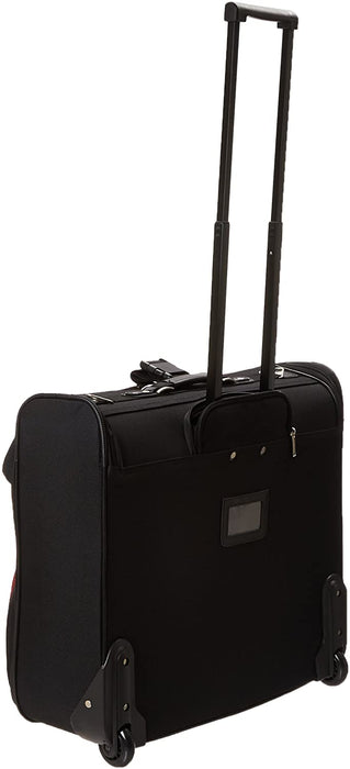 Travel Select Amsterdam Business Rolling Garment Bag, Grey, One Size