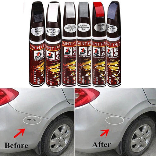 Car Auto Paint Pen Coat Scratch Clear Repair Remover Applicator Non-toxic Durable Tool