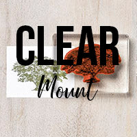 Clear-Mount Stamps