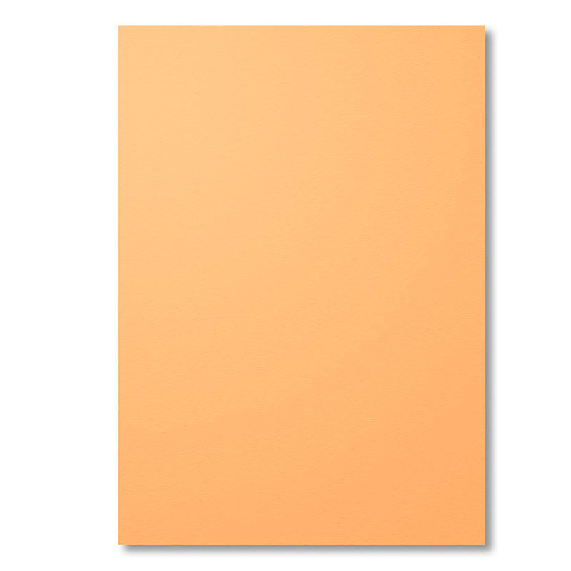 A5 Cardstock | Peekaboo Peach | Retired | 12 Sheets
