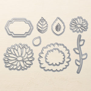 Stylish Stems Framelits Dies | Retired Framelits/Dies Collection | Stampin' Up!