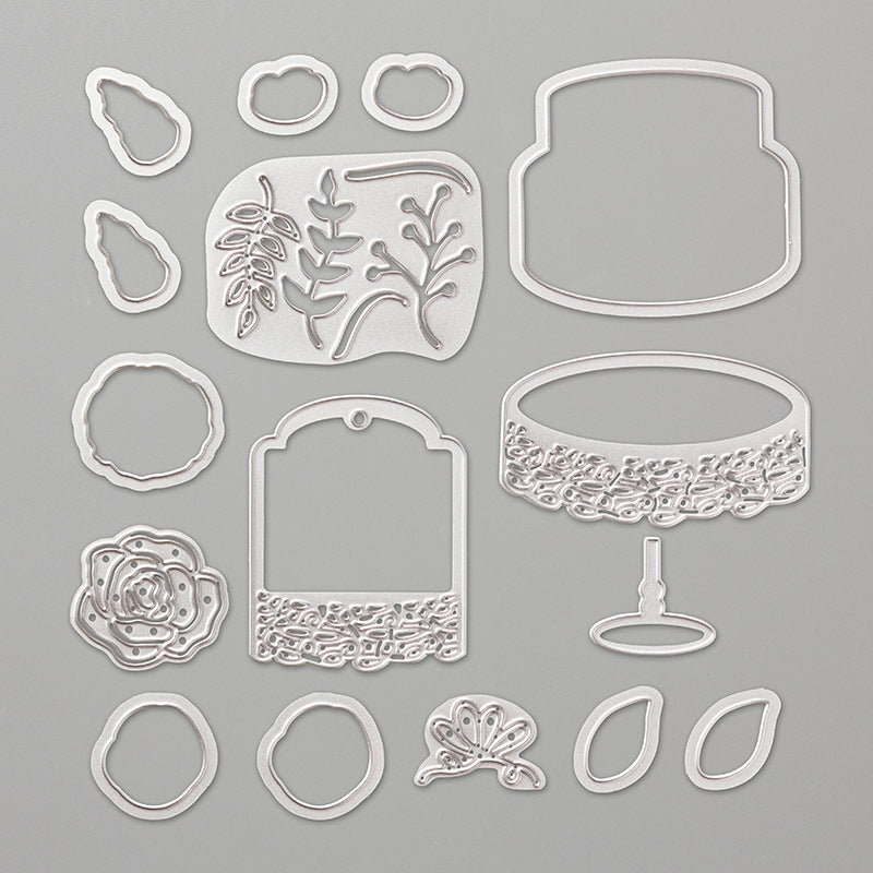Sweet Cake Framelits Dies | Retired Framelits/Dies Collection | Stampin' Up!