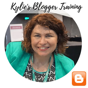 Kylie's Blogger Training Video