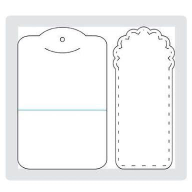 Two Tags Bigz | Retired Stampin Up Sizzix Die | Stampin' Up!