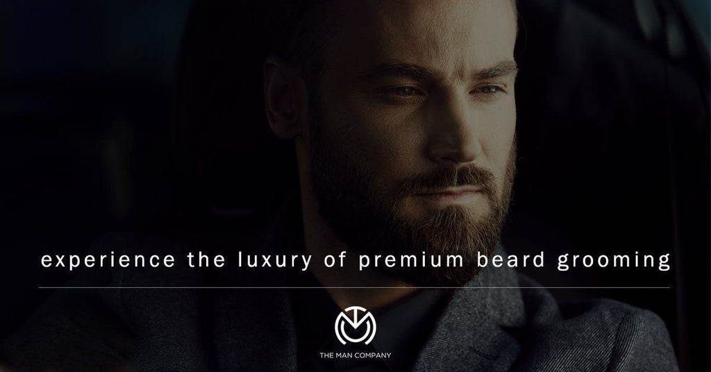 Luxury Beard Oils