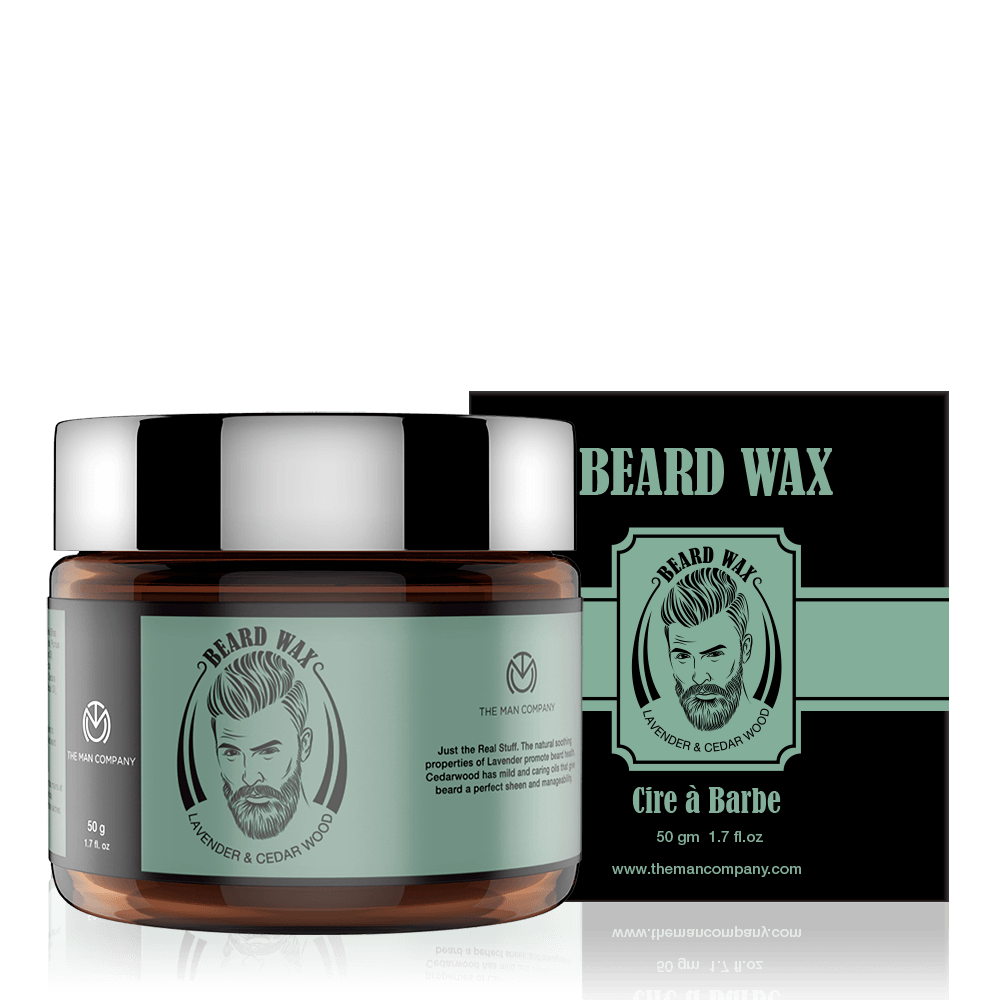 Lavender & Cedar Wood | Beard Wax