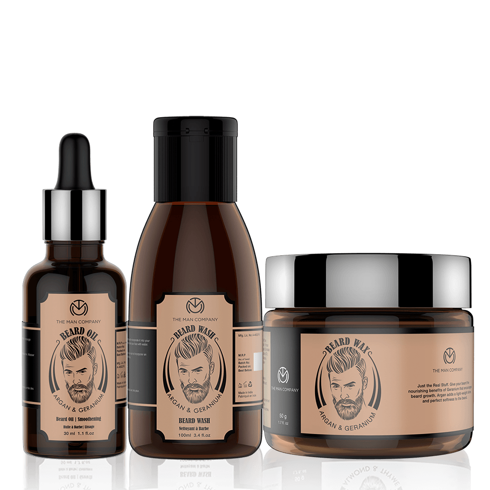 Beard Affair | Argan & Geranium
