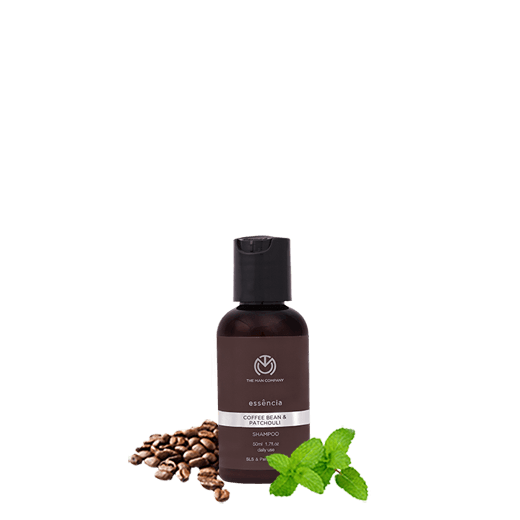 Coffee Bean & Pachouli Miniature | Shampoo