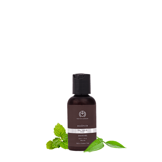 Tea Tree Mint Miniature | Shave Gel