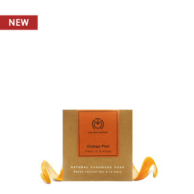Orange Peel | Soap Bar