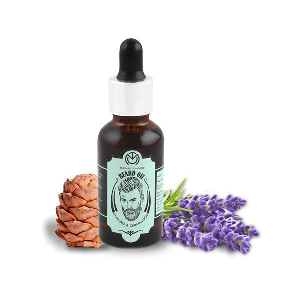 Lavender & Cedar | Beard Oil