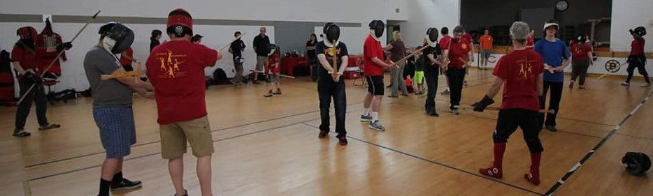 open house at Ottawa Swordplay