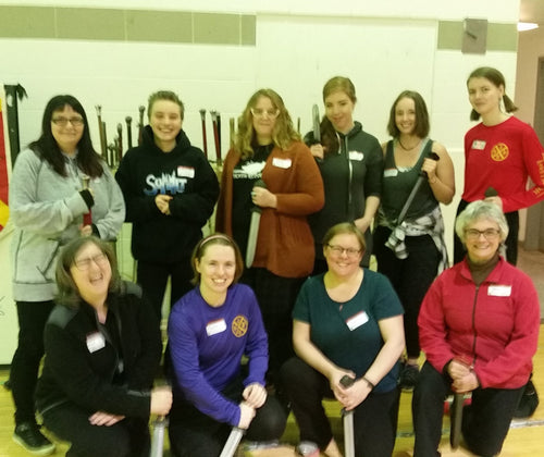 Spring Women's skills development course, Saturdays, 5 classes