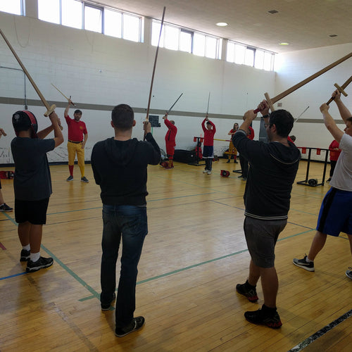 Workshop: Introduction to Longsword
