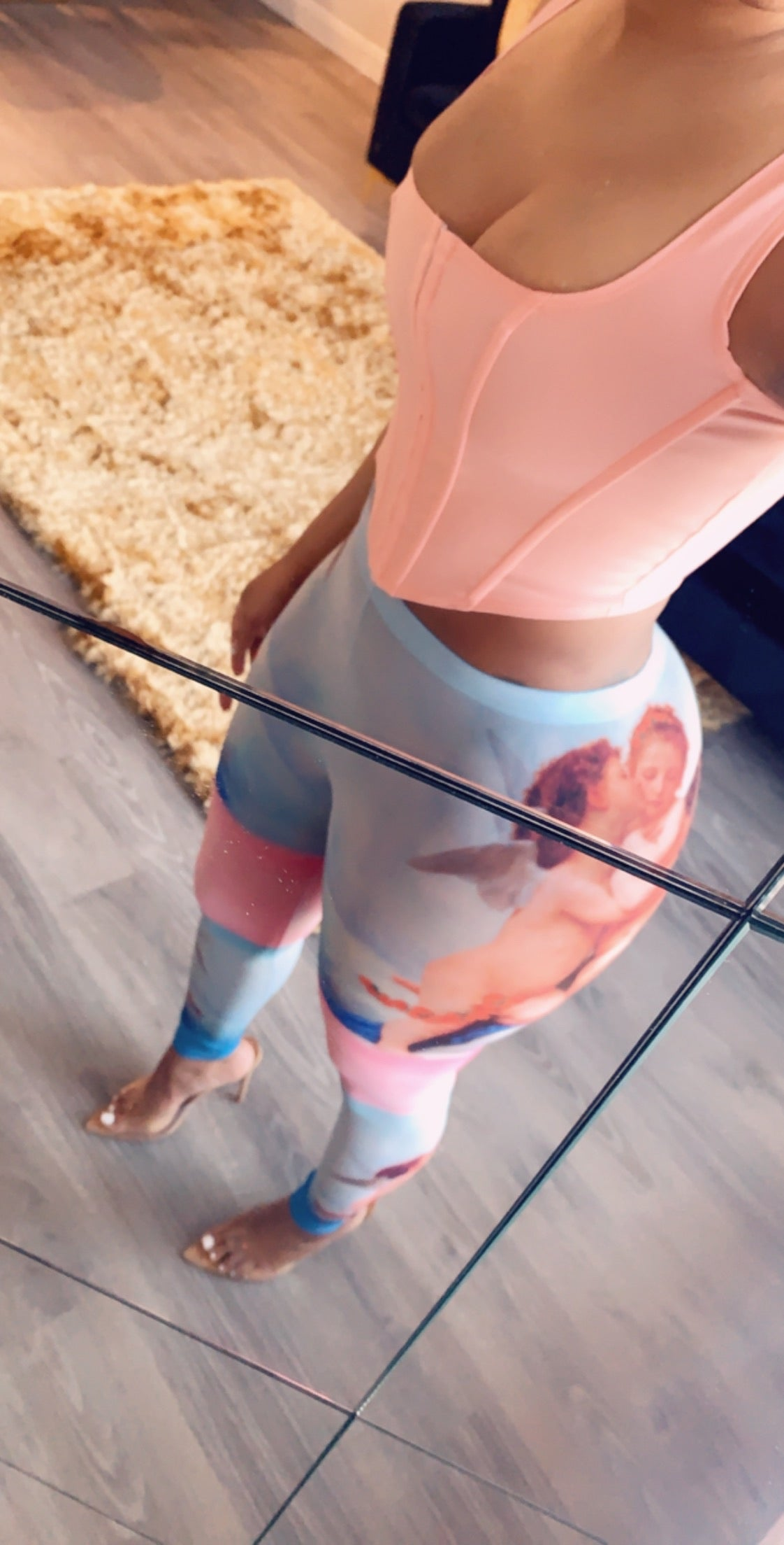 Heaven Sent Leggings
