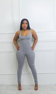 Tina Basic Jumpsuit