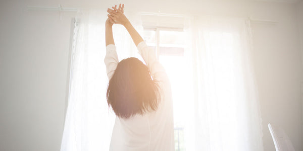 Morning routines help you stay healthy and happy