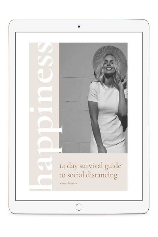 14 Day Social Distancing Survival Guide
